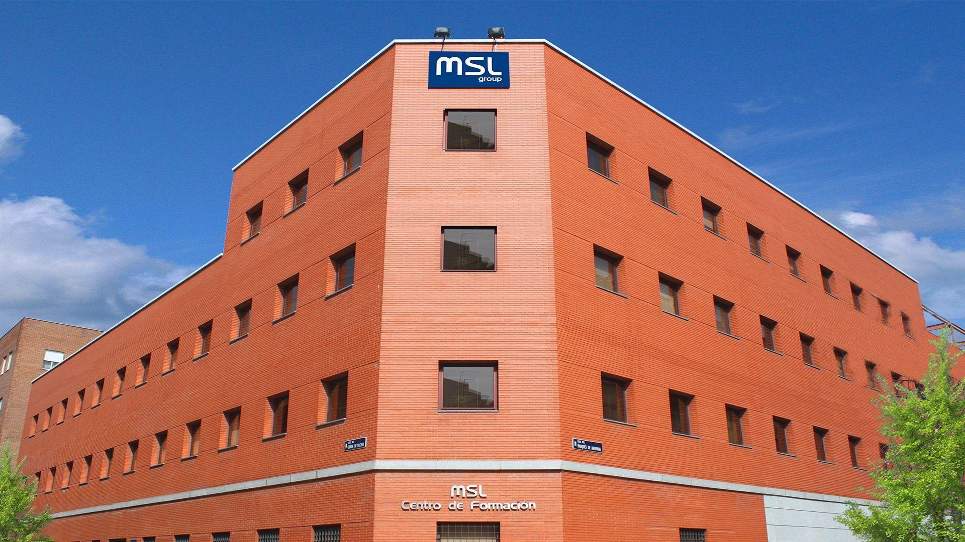Edificio principal MSL