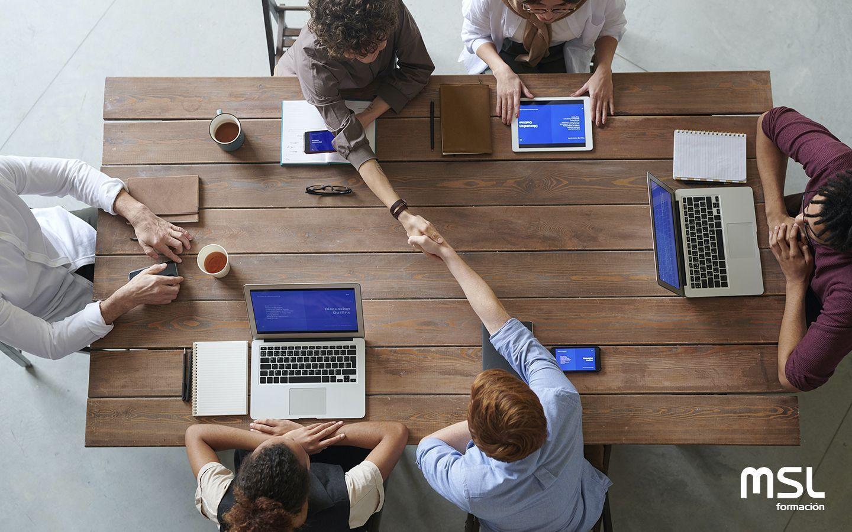 Gestion agil de equipos de trabajo eficientes