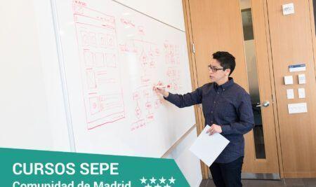 Cursos gratuitos del SEPE en Madrid
